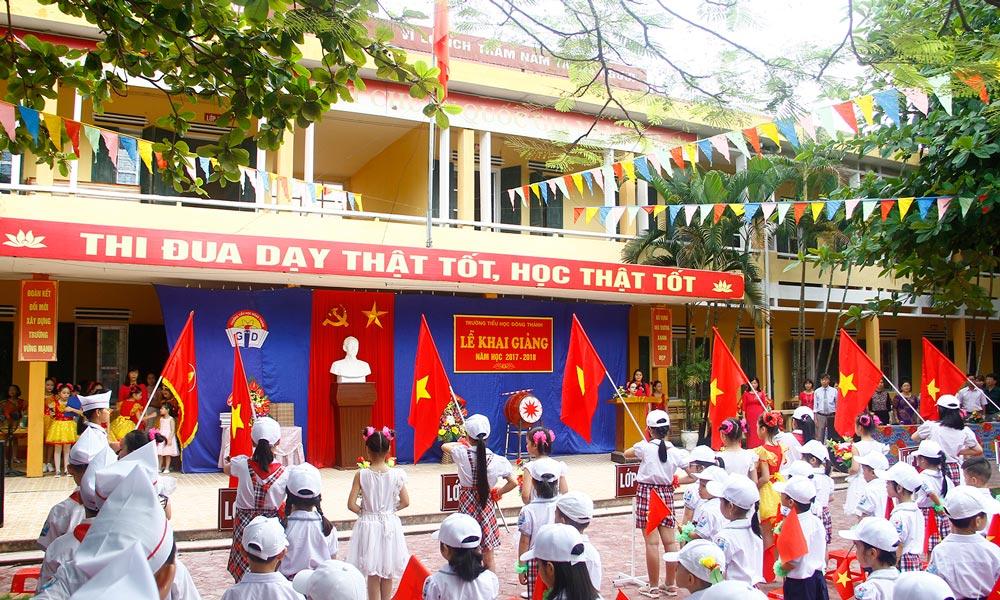 Trường tiểu học Nguyễn Thái Bình