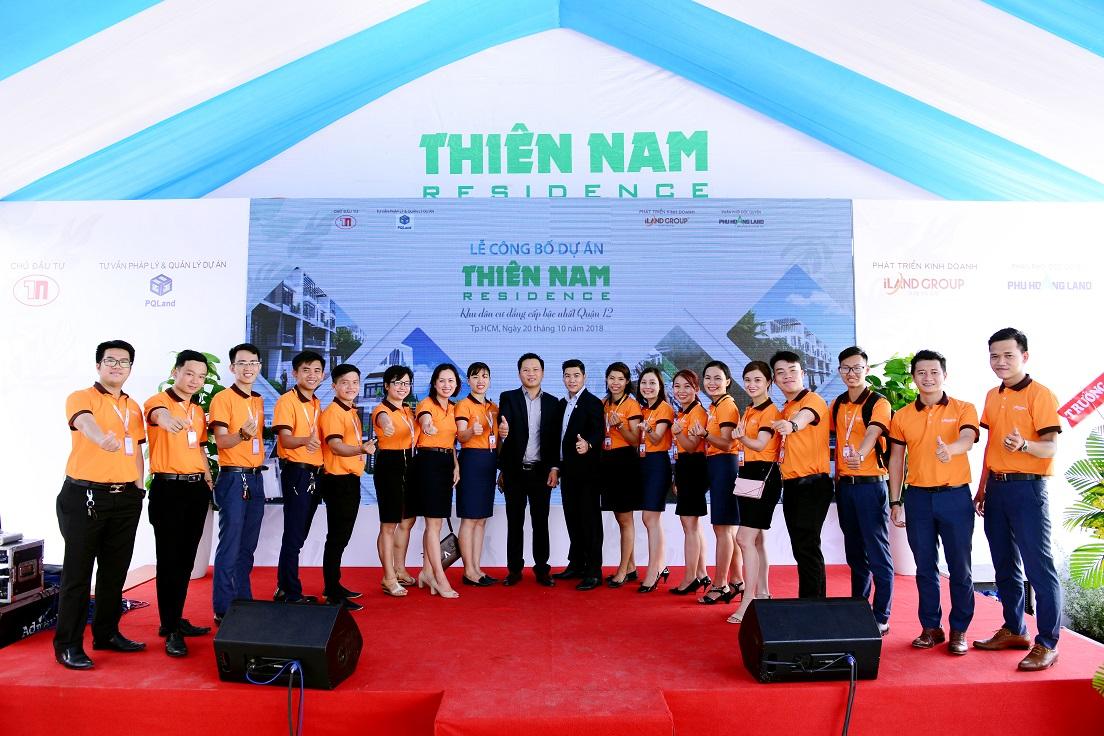 Công ty iland viet nam là đơn vị ký phát triển và phân phối độc quyền với Thiên Nam