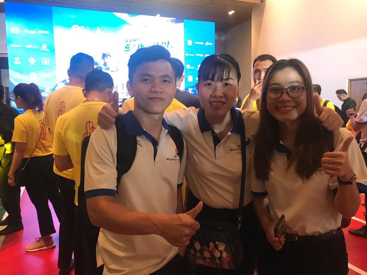 Iland Viet Nam phân phối Sunshine City Sai Gòn F1