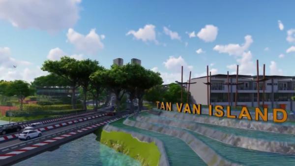 Khu Biệt Thự Nghỉ Dưỡng Jamona Tân Vạn – TTC LAND