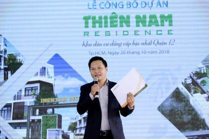 Hơn 100 Khách Hàng dự Công bố Khu Nhà Ở Thiên Nam Residence