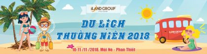 Du Lịch Thường Niên Tại Iland Việt Nam