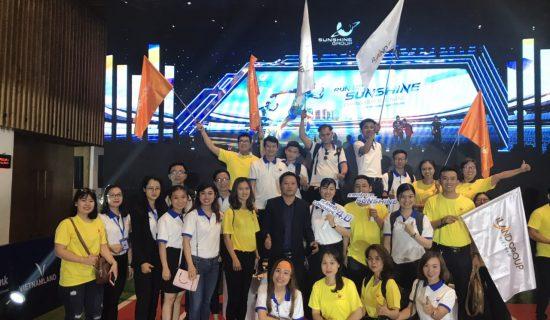 Bùng cháy cùng sự kiện kick off Sunshine City Sài Gòn